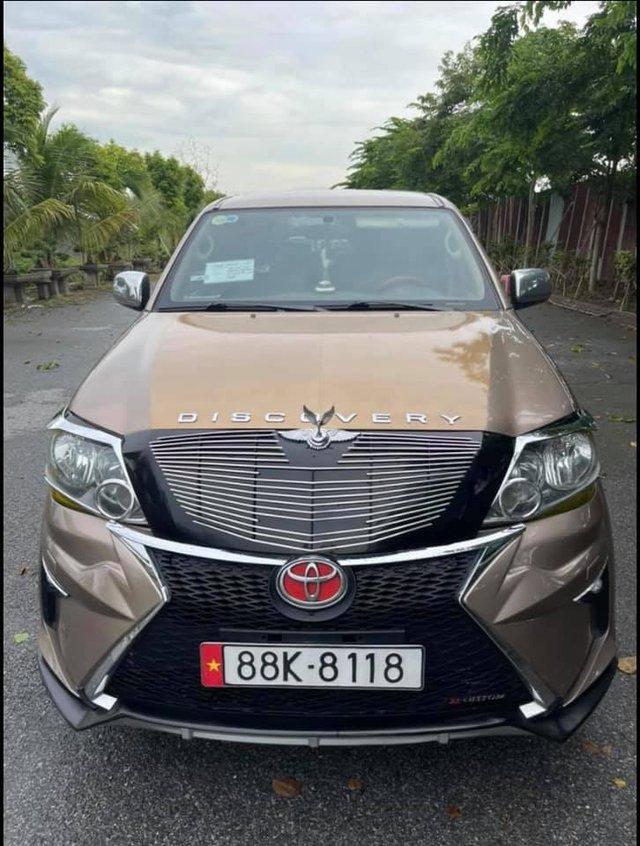 Bản độ Toyota Fortuner đình đám hoá ra đang được rao bán giá hơn 300 triệu, chủ xe khẳng định: Xe khỏe như voi rừng Tây Nguyên - Ảnh 2.