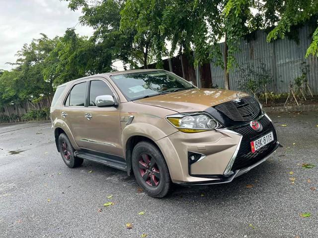 Bản độ Toyota Fortuner đình đám hoá ra đang được rao bán giá hơn 300 triệu, chủ xe khẳng định: Xe khỏe như voi rừng Tây Nguyên - Ảnh 6.