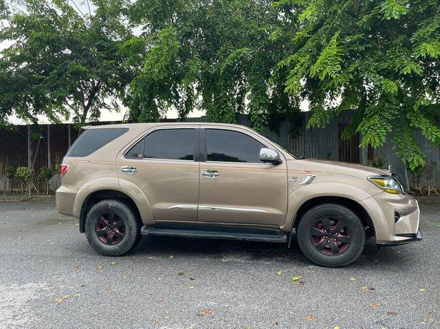 Bản độ Toyota Fortuner đình đám hoá ra đang được rao bán giá hơn 300 triệu, chủ xe khẳng định: Xe khỏe như voi rừng Tây Nguyên - Ảnh 3.