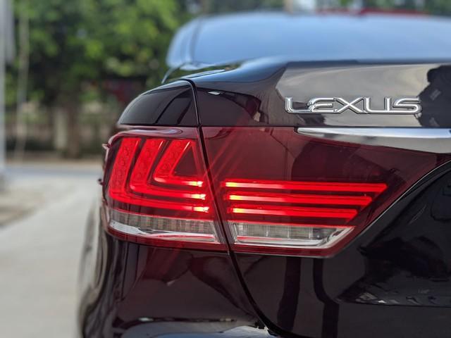 Thợ Việt độ Lexus LS 460L 2007 lên đời 2017 hết 400 triệu đồng, chuẩn form đến mức người thường khó nhận ra - Ảnh 3.
