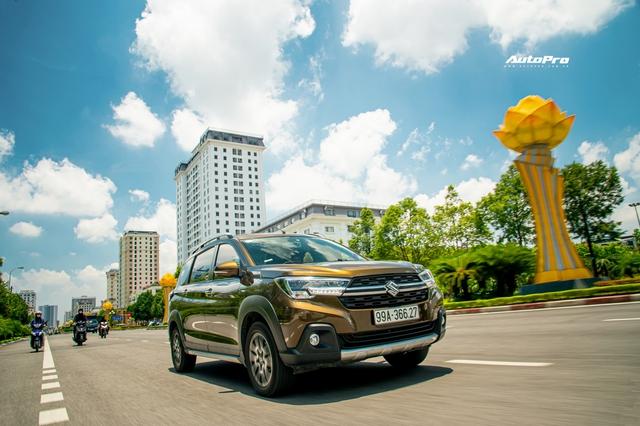 Mua Suzuki XL7 chạy hơn 100.000 km, chủ xe đánh giá: 'Chạy ngon, muốn mua thêm vài chiếc nữa' - Ảnh 2.