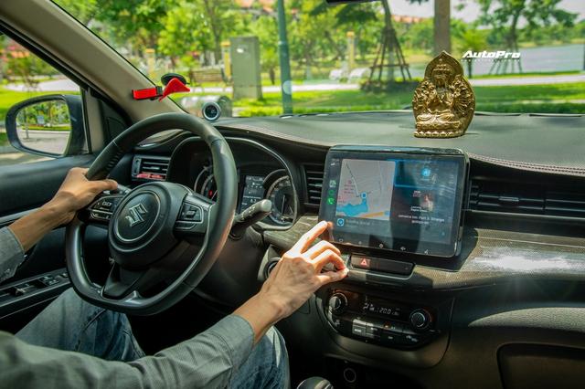 Mua Suzuki XL7 chạy hơn 100.000 km, chủ xe đánh giá: 'Chạy ngon, muốn mua thêm vài chiếc nữa' - Ảnh 6.