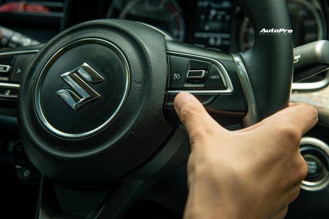 Mua Suzuki XL7 chạy hơn 100.000 km, chủ xe đánh giá: 'Chạy ngon, muốn mua thêm vài chiếc nữa' - Ảnh 8.