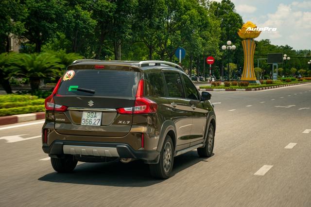 Mua Suzuki XL7 chạy hơn 100.000 km, chủ xe đánh giá: 'Chạy ngon, muốn mua thêm vài chiếc nữa' - Ảnh 7.