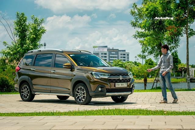 Mua Suzuki XL7 chạy hơn 100.000 km, chủ xe đánh giá: 'Chạy ngon, muốn mua thêm vài chiếc nữa' - Ảnh 9.