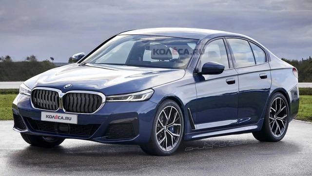 Những điều cần biết về BMW 5-Series đời mới có thể ra mắt năm sau: Sang xịn mịn hơn để đấu Mercedes-Benz E-Class - Ảnh 5.