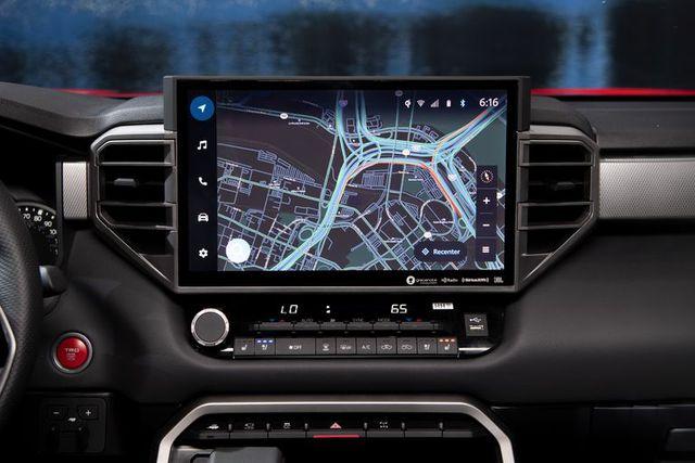 Khám phá màn hình trên Toyota Tundra 2022: Xịn và to chưa từng có, hiện đại như Lexus, có trợ lý ảo Hey Toyota - Ảnh 5.