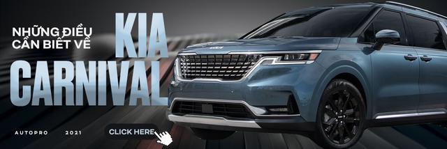 5 phiên bản Kia Carnival chênh đến 640 triệu đồng: Signature vượt trội về công nghệ, Luxury tiêu chuẩn thừa hiện đại làm dịch vụ cao cấp - Ảnh 13.