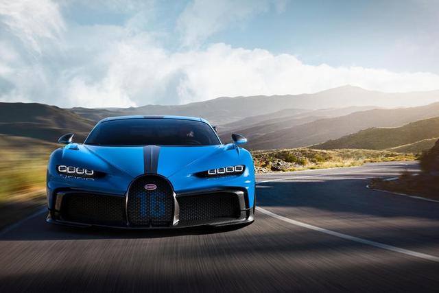 Chi phí bảo dưỡng Bugatti Chiron trong 4 năm đủ để mua siêu xe Lamborghini, Ferrari - Ảnh 1.