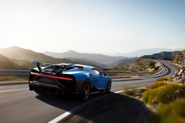 Chi phí bảo dưỡng Bugatti Chiron trong 4 năm đủ để mua siêu xe Lamborghini, Ferrari - Ảnh 4.