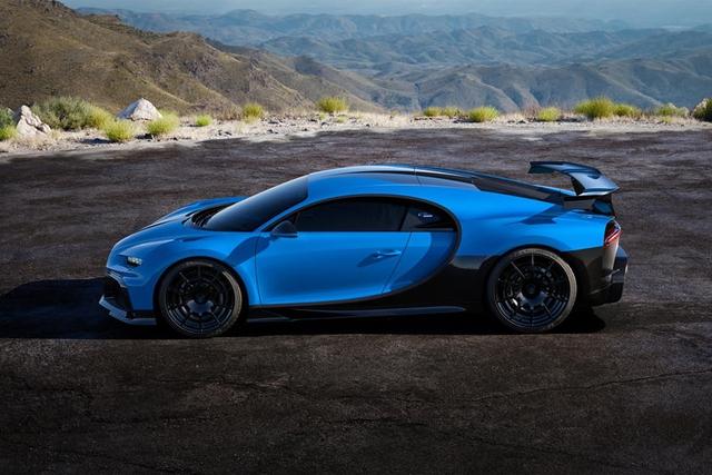 Chi phí bảo dưỡng Bugatti Chiron trong 4 năm đủ để mua siêu xe Lamborghini, Ferrari - Ảnh 5.