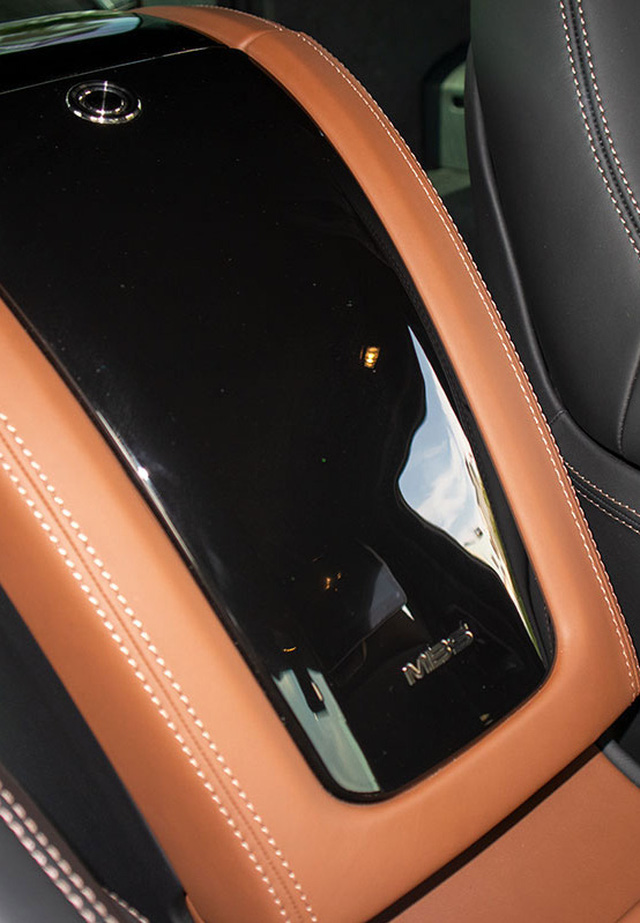 Moi dap thung Mercedes-AMG G 63 dai gia Viet chi hon 1 ty dong do Brabus 800 noi that MBS 4 cho sieu doc