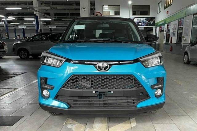 Giá Kia Sonet gây tranh cãi, Toyota Raize có làm nên chuyện với giá dự kiến 530 triệu đồng? - Ảnh 2.