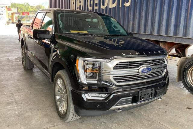 Loạt siêu bán tải giá ngang xe sang cho giới nhà giàu Việt: Cao nhất gần 6 tỷ đồng, nhập Mỹ, công nghệ như SUV đắt tiền - Ảnh 4.