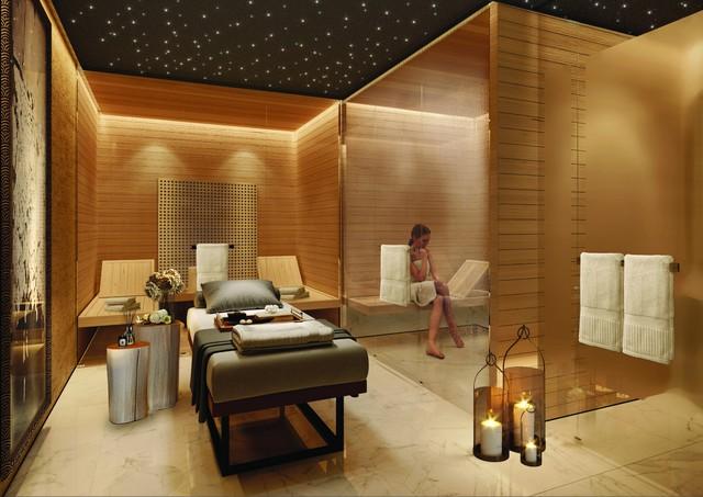 Bên trong siêu du thuyền tư nhân xa xỉ nhất thế giới, với 117 phòng nghỉ có thang máy riêng - Ảnh 4.