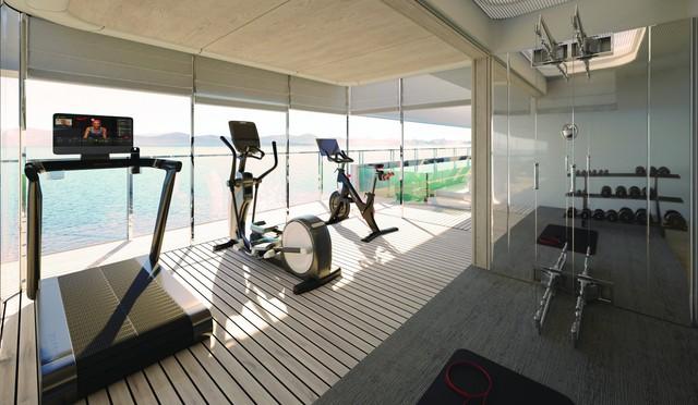 Bên trong siêu du thuyền tư nhân xa xỉ nhất thế giới, với 117 phòng nghỉ có thang máy riêng - Ảnh 7.