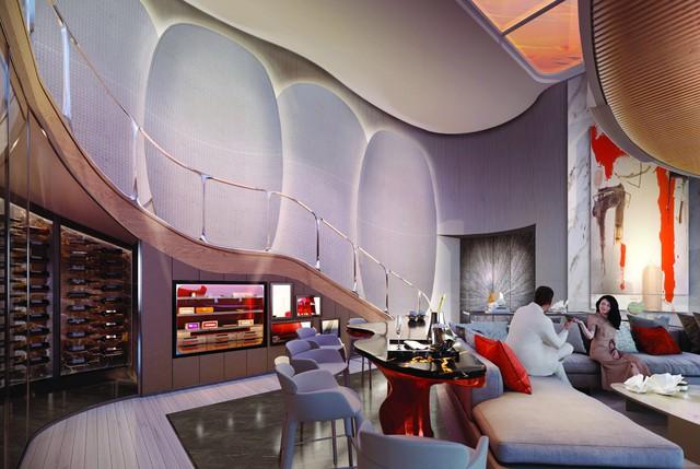 Bên trong siêu du thuyền tư nhân xa xỉ nhất thế giới, với 117 phòng nghỉ có thang máy riêng - Ảnh 8.
