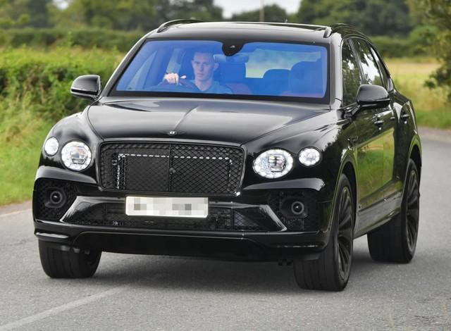 Đang lái Bentley Bentayga đến sân tập, thủ môn MU đã có hành động ghi điểm với người hâm mộ - Ảnh 3.