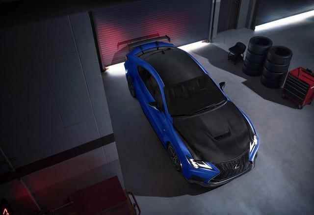 Lexus tung RC F phiên bản đặc biệt đe dọa vị thế của Audi A5 và BMW M4 - Ảnh 3.