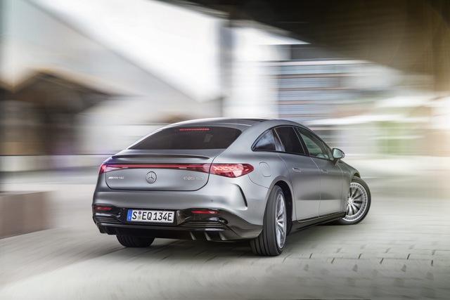 Ra mắt Mercedes-AMG EQS 53 - Khi 2 đỉnh cao AMG và EQ hợp sức cho 751 mã lực! - Ảnh 4.
