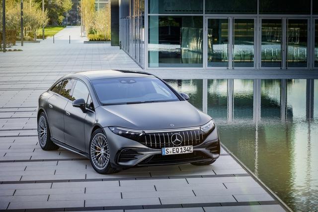 Ra mắt Mercedes-AMG EQS 53 - Khi 2 đỉnh cao AMG và EQ hợp sức cho 751 mã lực! - Ảnh 6.