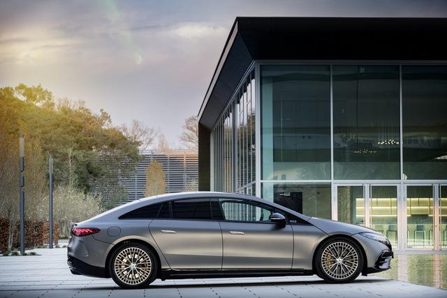Ra mắt Mercedes-AMG EQS 53 - Khi 2 đỉnh cao AMG và EQ hợp sức cho 751 mã lực! - Ảnh 5.