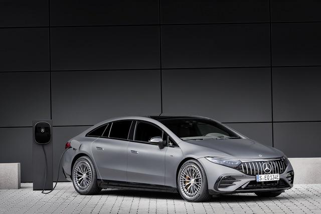 Ra mắt Mercedes-AMG EQS 53 - Khi 2 đỉnh cao AMG và EQ hợp sức cho 751 mã lực! - Ảnh 3.