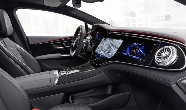 Ra mắt Mercedes-AMG EQS 53 - Khi 2 đỉnh cao AMG và EQ hợp sức cho 751 mã lực! - Ảnh 10.