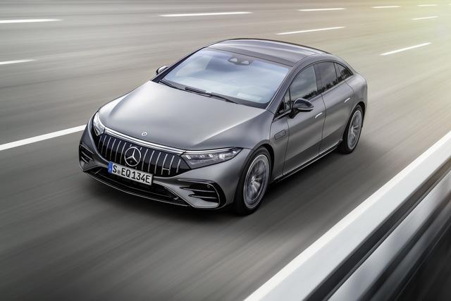 Ra mắt Mercedes-AMG EQS 53 - Khi 2 đỉnh cao AMG và EQ hợp sức cho 751 mã lực! - Ảnh 1.