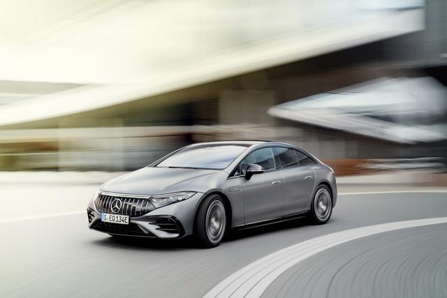 Ra mắt Mercedes-AMG EQS 53 - Khi 2 đỉnh cao AMG và EQ hợp sức cho 751 mã lực! - Ảnh 2.