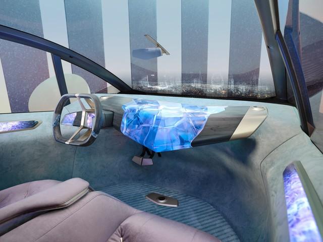 BMW i Vision Circular - Xe 4 chỗ to hơn Kia Morning, tái chế được, bên trong gây bất ngờ - Ảnh 5.