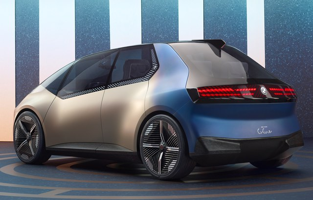 BMW i Vision Circular - Xe 4 chỗ to hơn Kia Morning, tái chế được, bên trong gây bất ngờ - Ảnh 3.