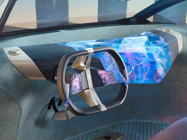 BMW i Vision Circular - Xe 4 chỗ to hơn Kia Morning, tái chế được, bên trong gây bất ngờ - Ảnh 6.