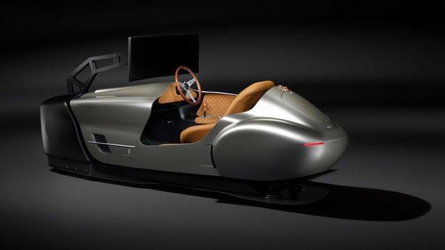 Hãng thiết kế xe cho VinFast bán buồng lái ảo dành cho đại gia giải trí mùa dịch - Ảnh 1.