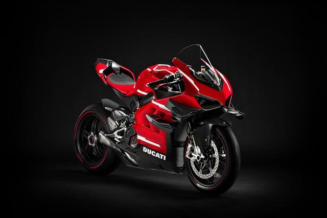 Xem trước siêu mô tô Ducati 6 tỷ mà Minh Nhựa đặt mua đầu năm nay: Số lượng giới hạn, ưu tiên cho những đội đua chuyên nghiệp - Ảnh 4.