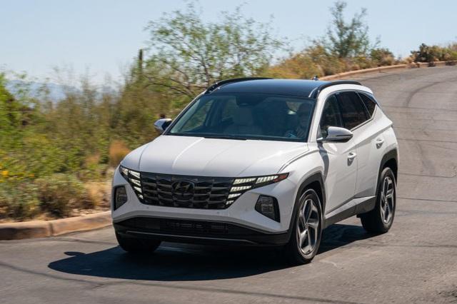 Hyundai Tucson 2022 sắp về Việt Nam trông sang xịn hết nấc nhưng vẫn có 3 điểm yếu gây khó chịu khi sử dụng - Ảnh 1.