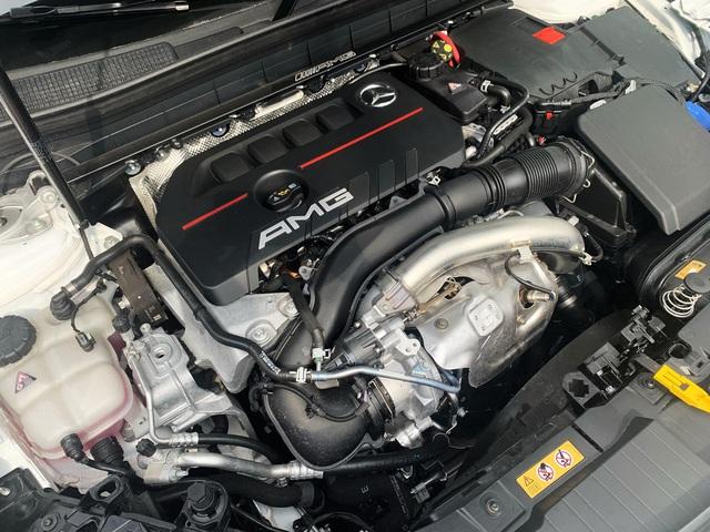 Mercedes-AMG GLB 35 ồ ạt về đại lý: SUV 7 chỗ mạnh nhất Việt Nam cho dân chơi mê tốc độ, giá đắt hơn GLC 300 - Ảnh 12.