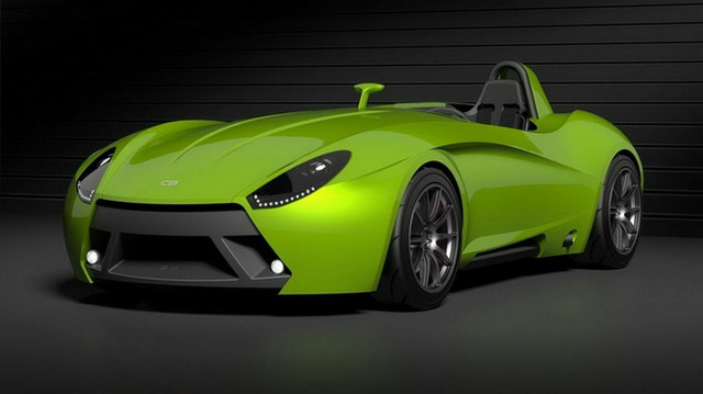 Bauer Catfish: Bản độ lạ của Mazda Miata