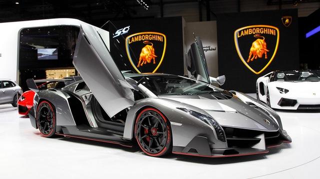 Mười mẫu xe đắt nhất thế giới
