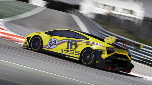 Siêu xe kế nhiệm Gallardo sẽ có bản đua vào năm 2015