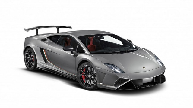 Lamborghini Gallardo phiên bản mạnh nhất từ trước đến nay