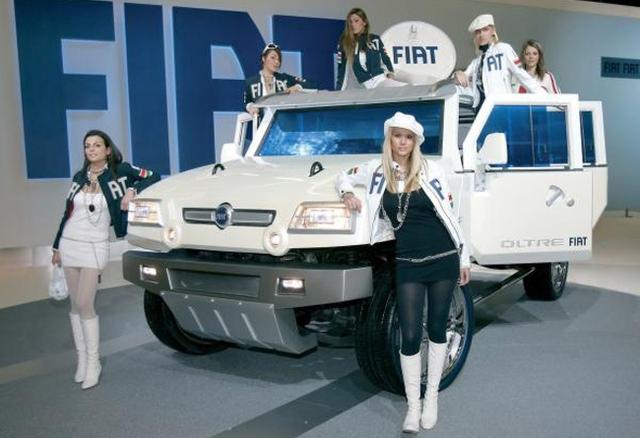 Lợi nhuận quý 4 của Fiat tăng 29%