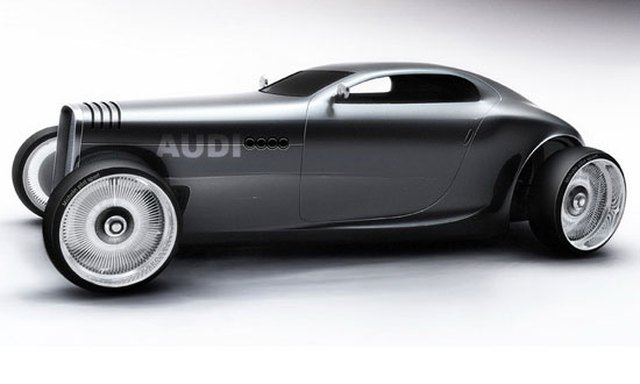 Audi Gentleman's Racer – hot rod cho các quý ông
