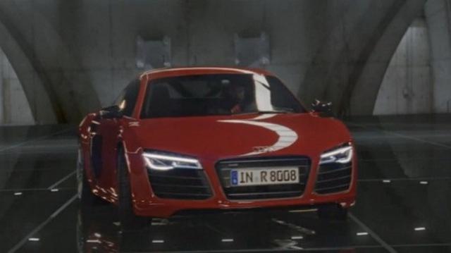 Video: Quảng cáo Audi R8 phiên bản cập nhật