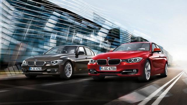 BMW đạt lợi nhuận kỷ lục trong năm 2012