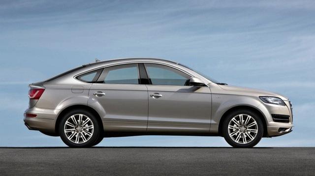 Audi Q8 đã được bật đèn xanh