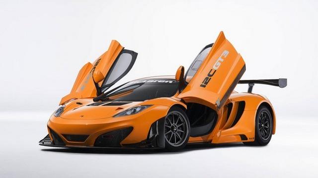 """McLaren 12C GT3 sẵn sàng chuyển đến Mỹ """"thi đấu"""""""