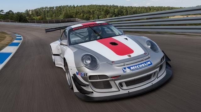 Porsche 911 GT3 R: Lần cuối cho Porsche 997