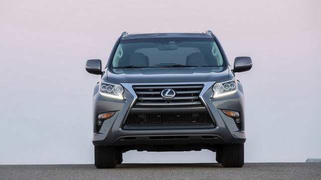 Lexus GX 2014: Diện mạo mới, giá rẻ hơn