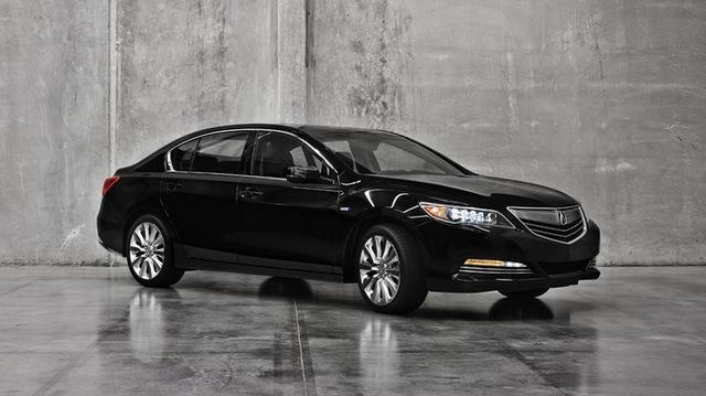 Acura RLX Sport Hybrid SH-AWD: Sang, nhanh và tiết kiệm xăng
